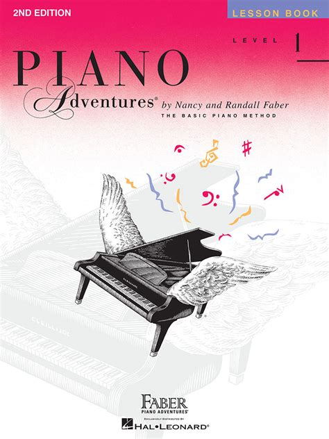[pdf] Level 1 - Lesson Book Piano Adventures.